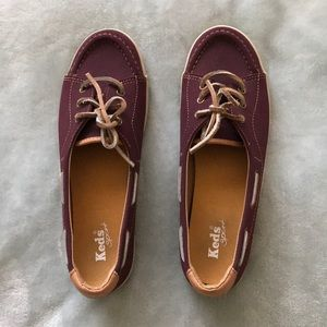 Keds Sport (Sperry Style) Boat Shoes size 8.5